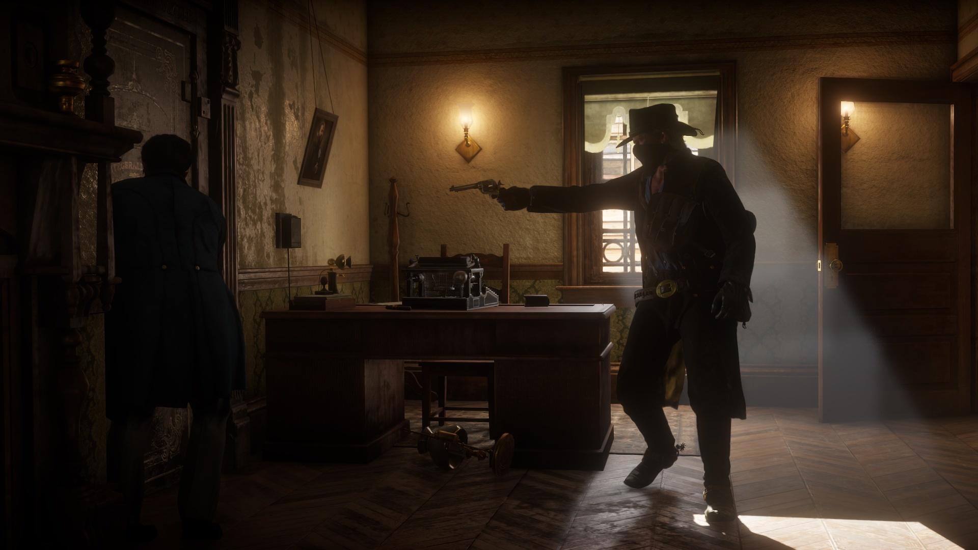 Red Dead Redemption 2 ganha uma tonelada de novas imagens espetaculares