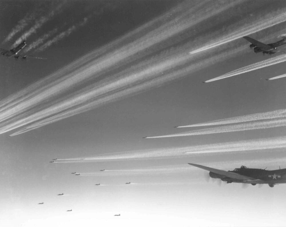 Aviões da 2ª Guerra Mundial