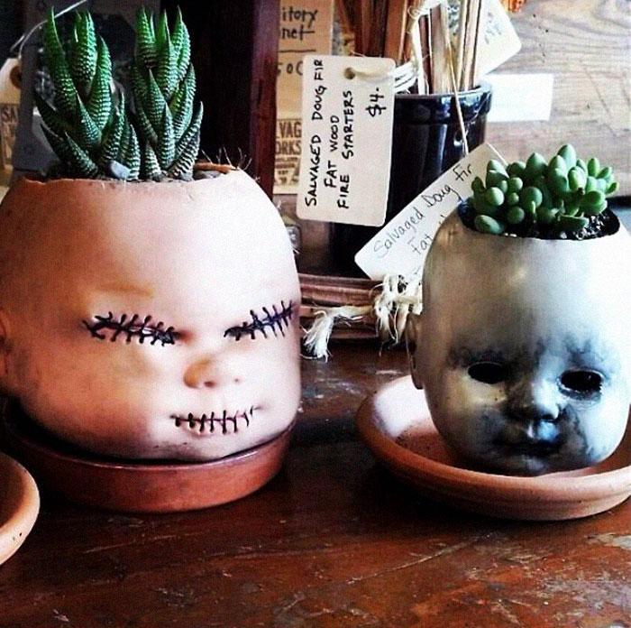 Bonecas macabras