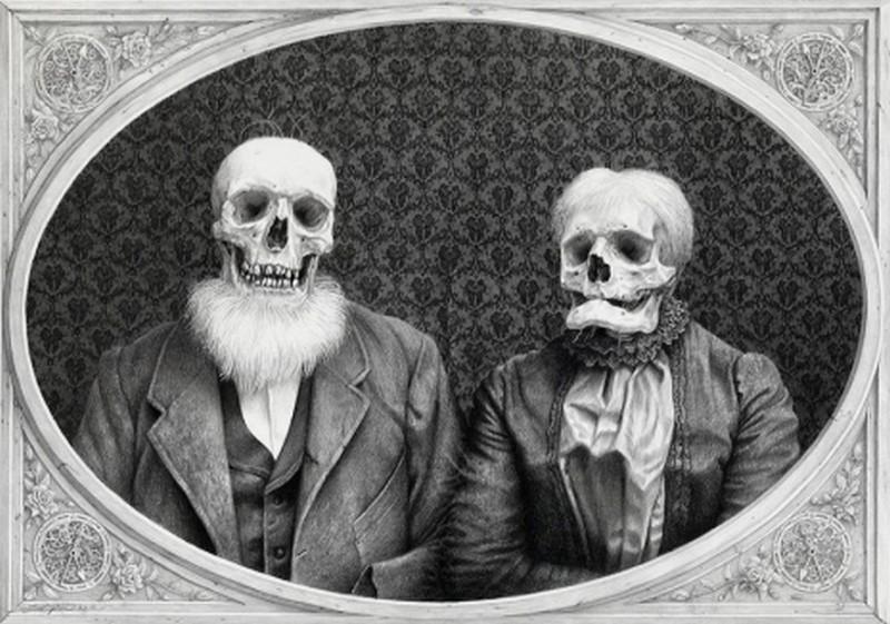 Casal mortinho