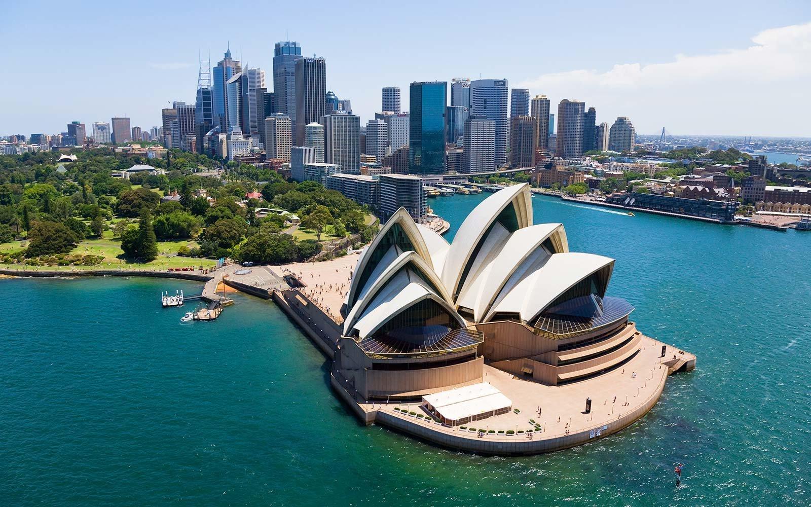 Paisagem da Austrália