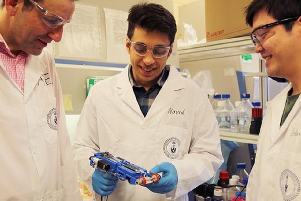 Pesquisadores desenvolvem impressora 3D capaz de imprimir pele humana