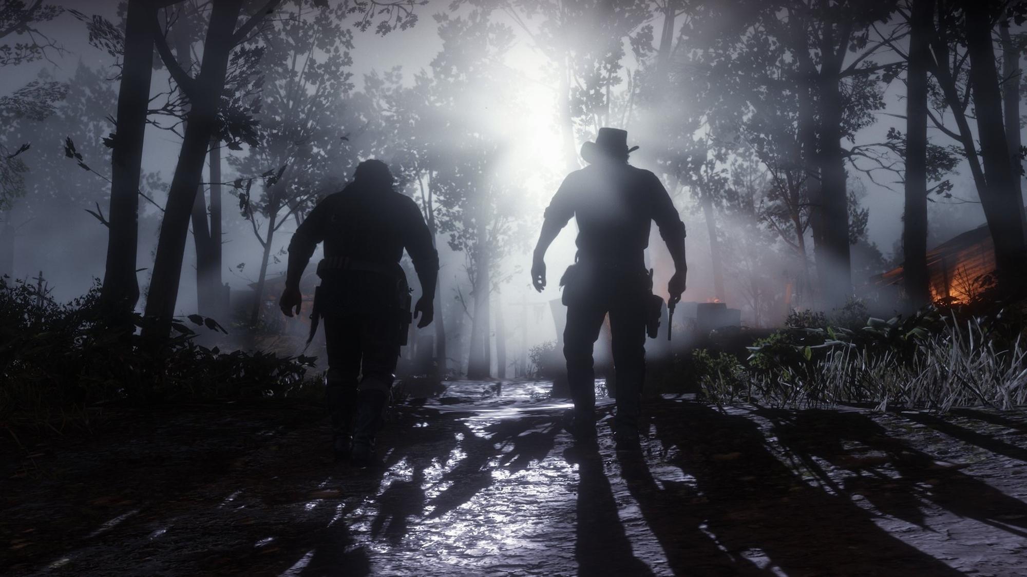 Red Dead Redemption 2 ganha mais imagens que são colírio aos olhos; confira