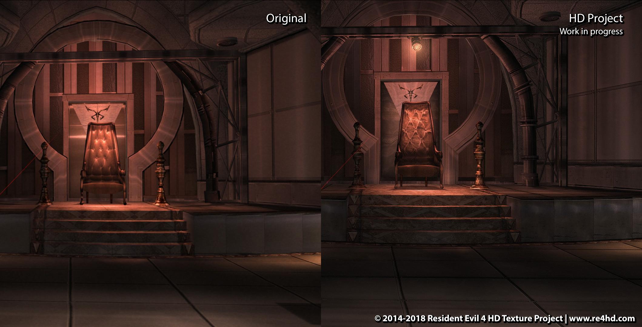 Resident Evil 4 HD Project segue firme e promete um jogo melhor no PC