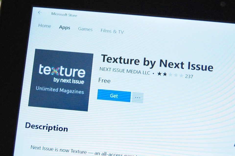 Aplicativo Texture para Windows será descontinuado pela Apple