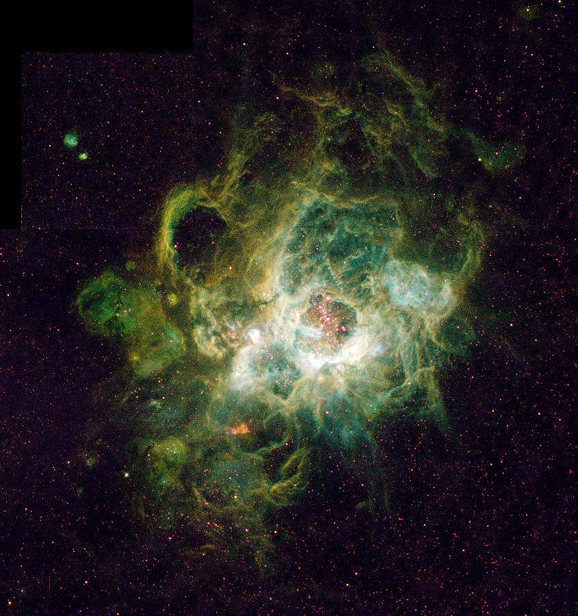 Nebulosa NGC 604