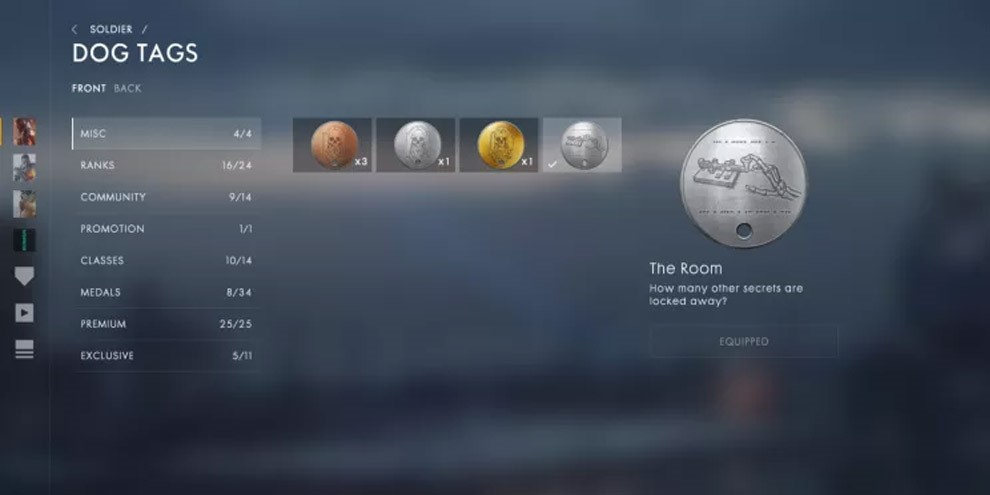BF 1 zombie easter egg