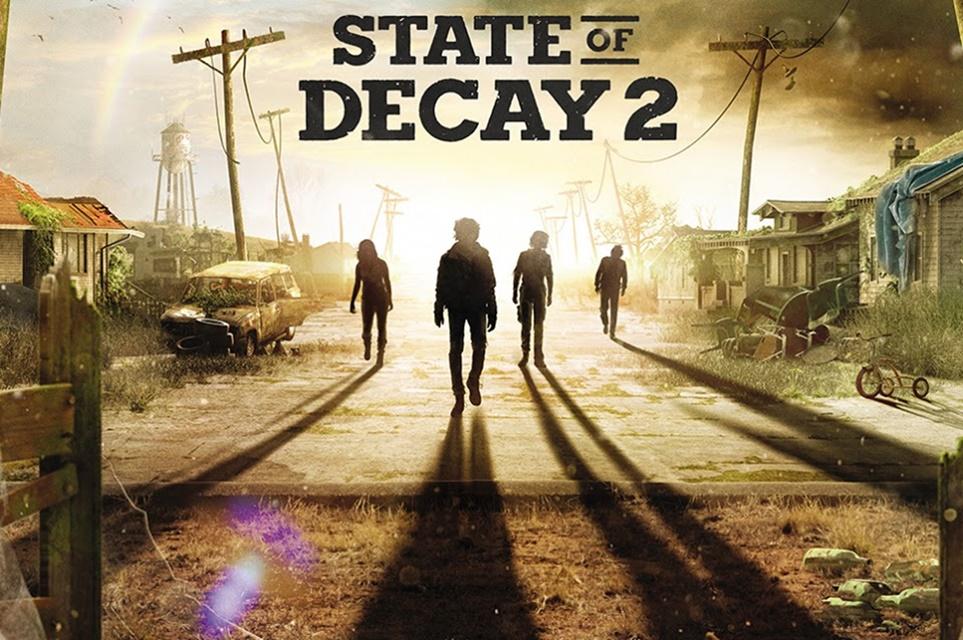 Resultado de imagem para State of Decay 2