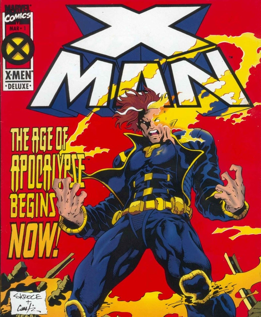 x-man cable deadpool