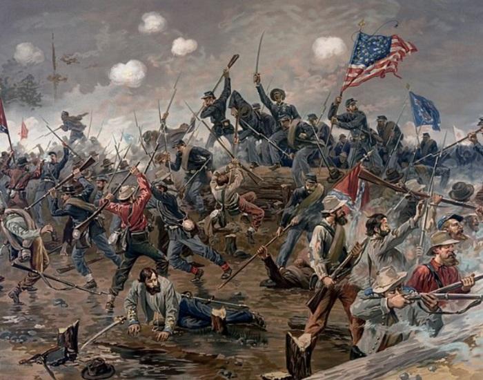Batalha de Spotsylvania