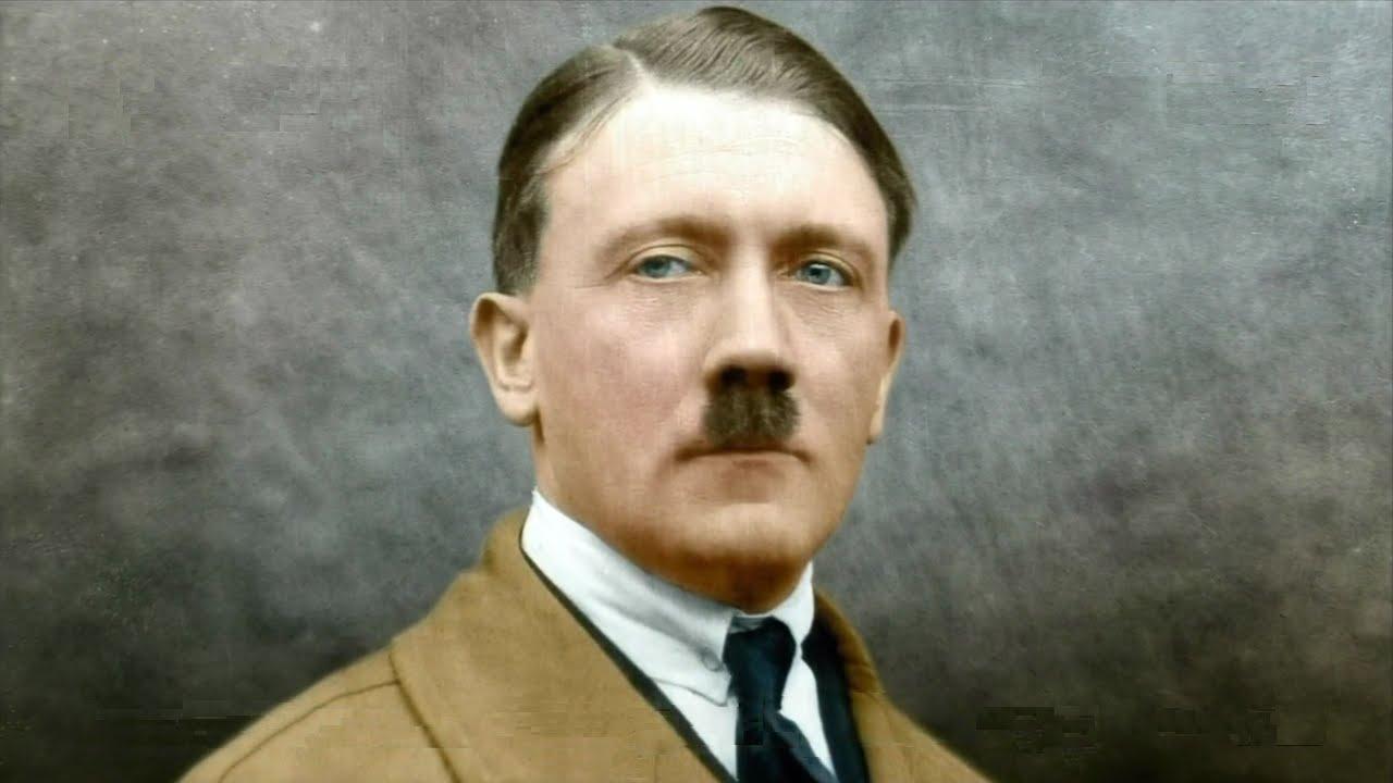 Hitler colorido