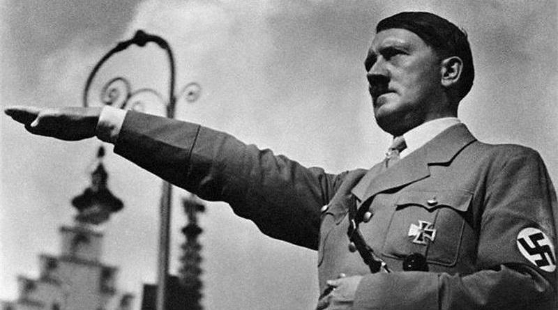 Saudação nazista