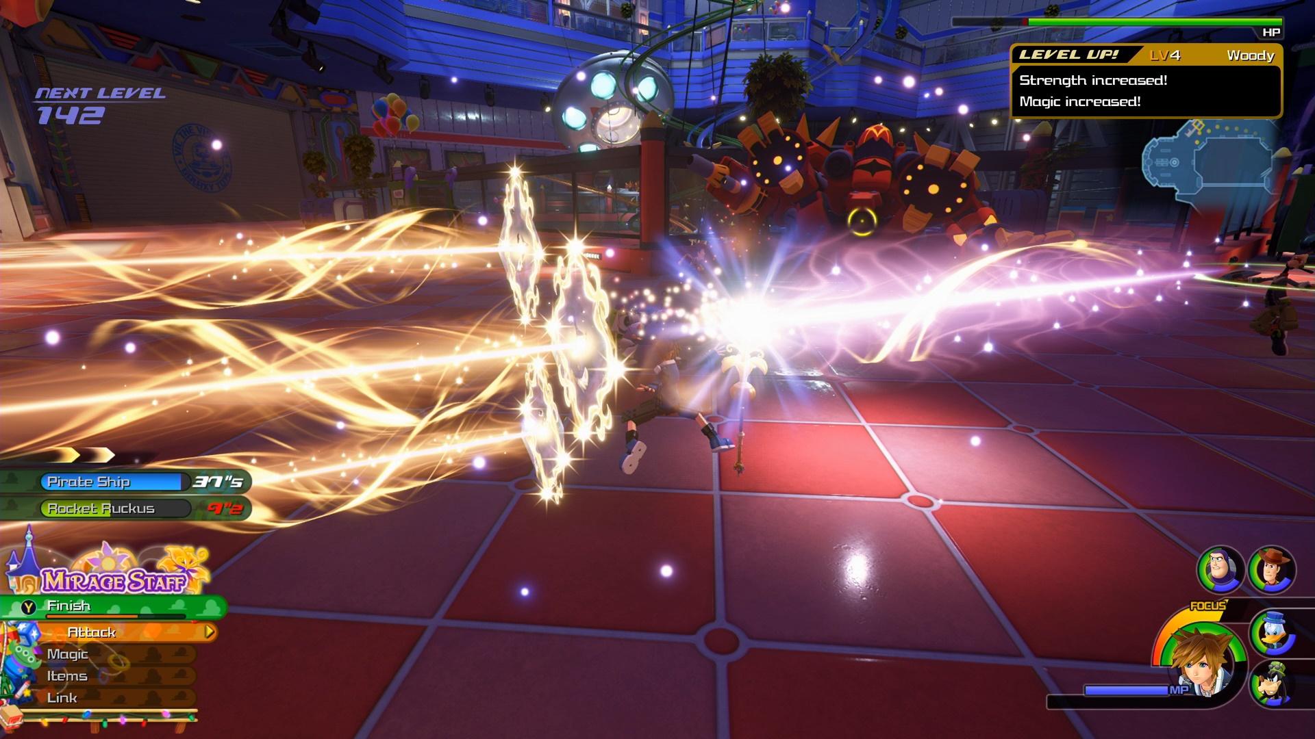 Kingdom Hearts 3: Square promete data de lançamento e divulga novas imagens