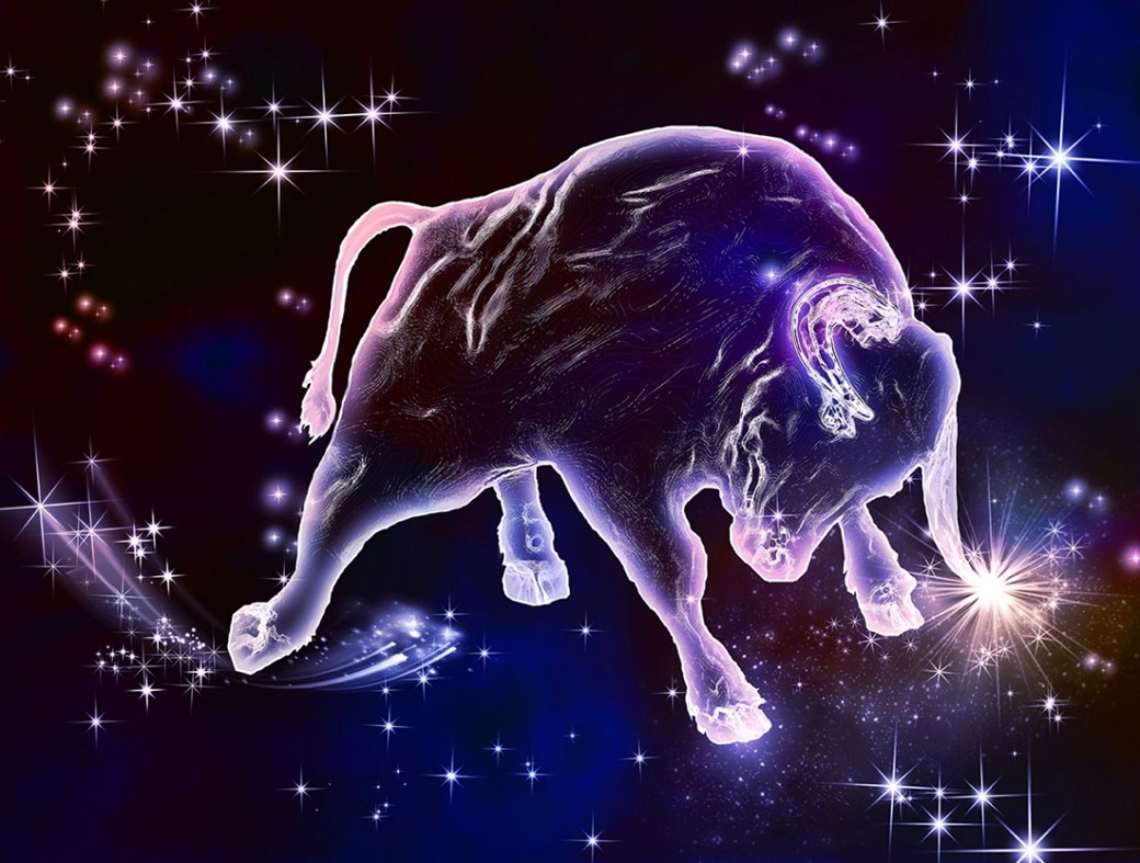 Representação do signo touro