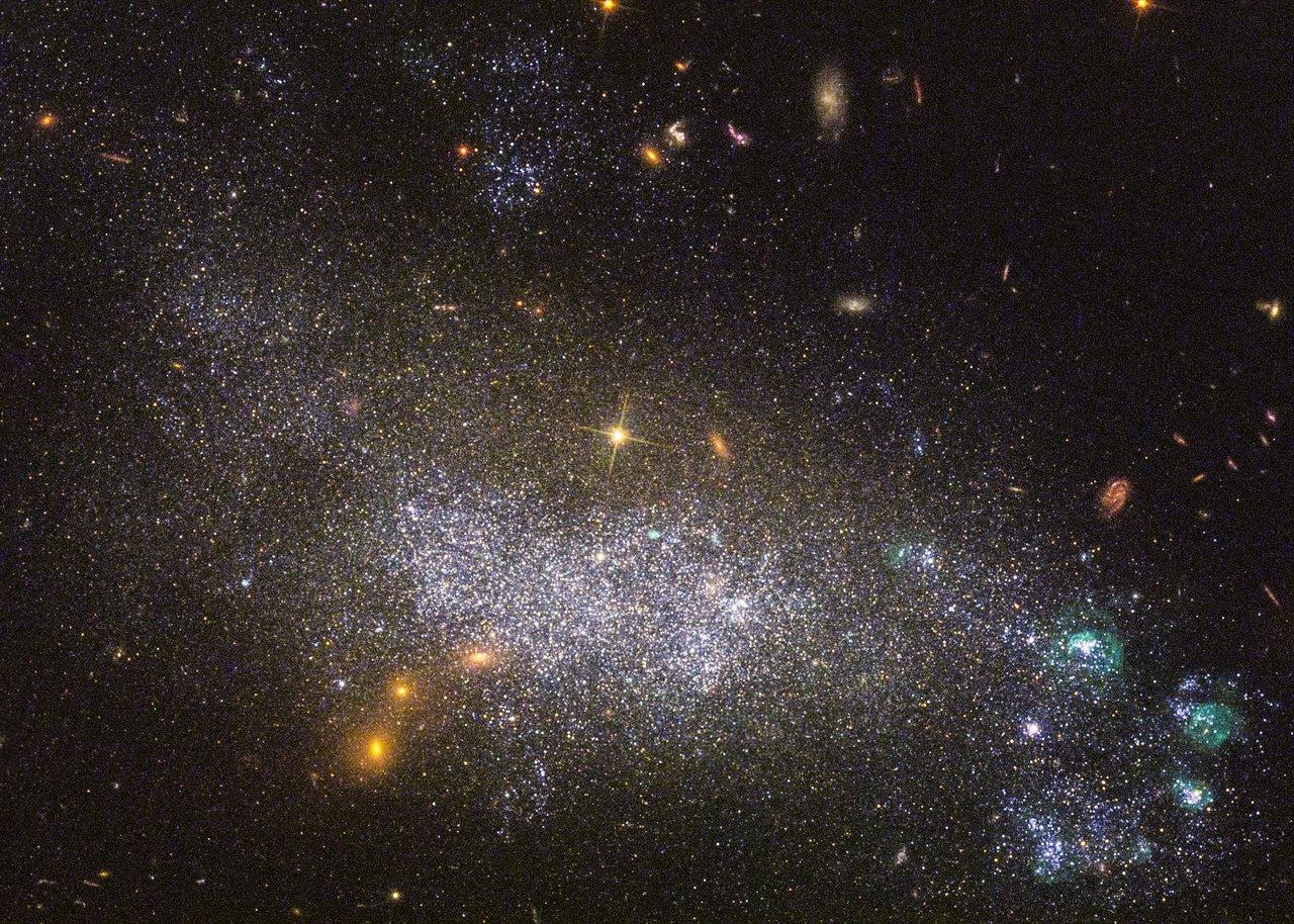 Formação estelar