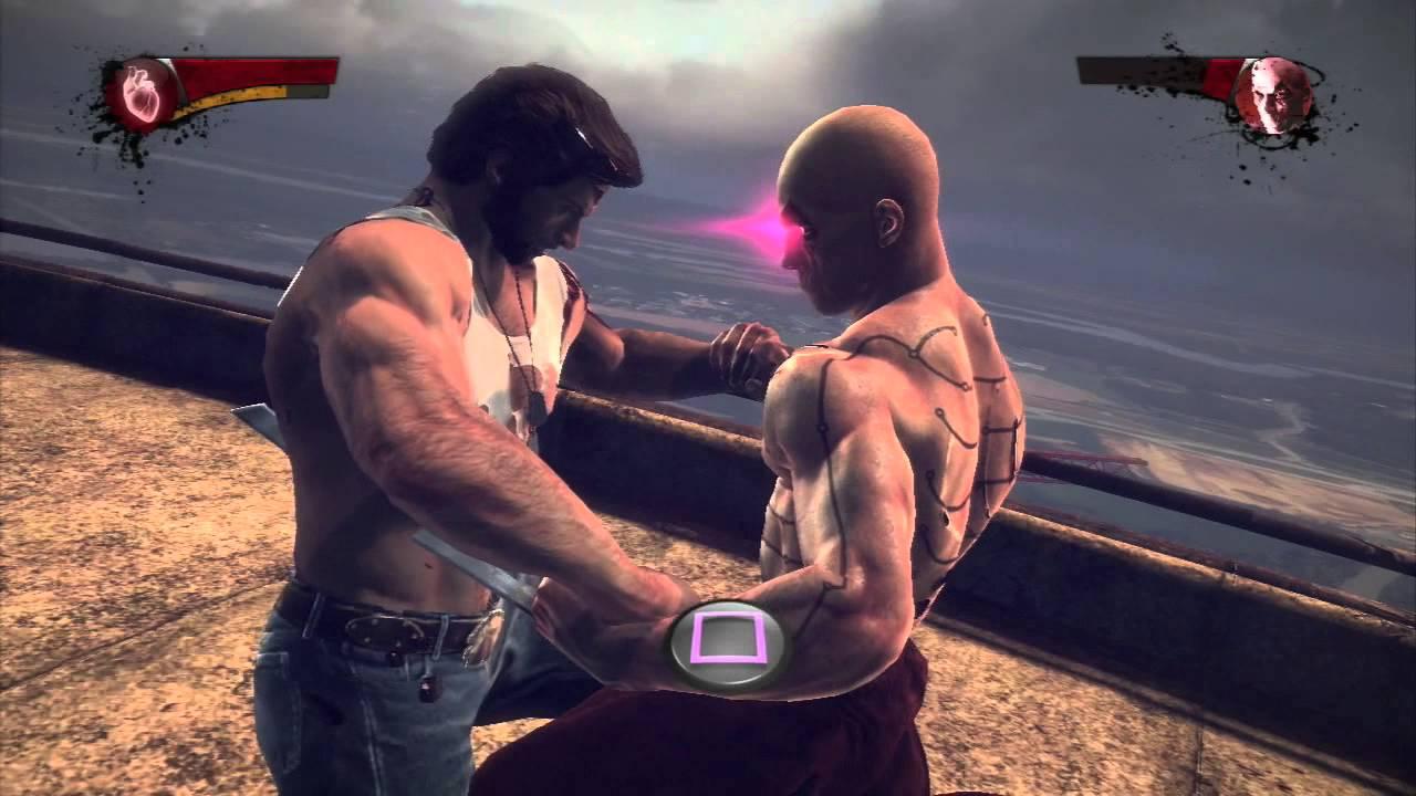 x-men origins game deadpool