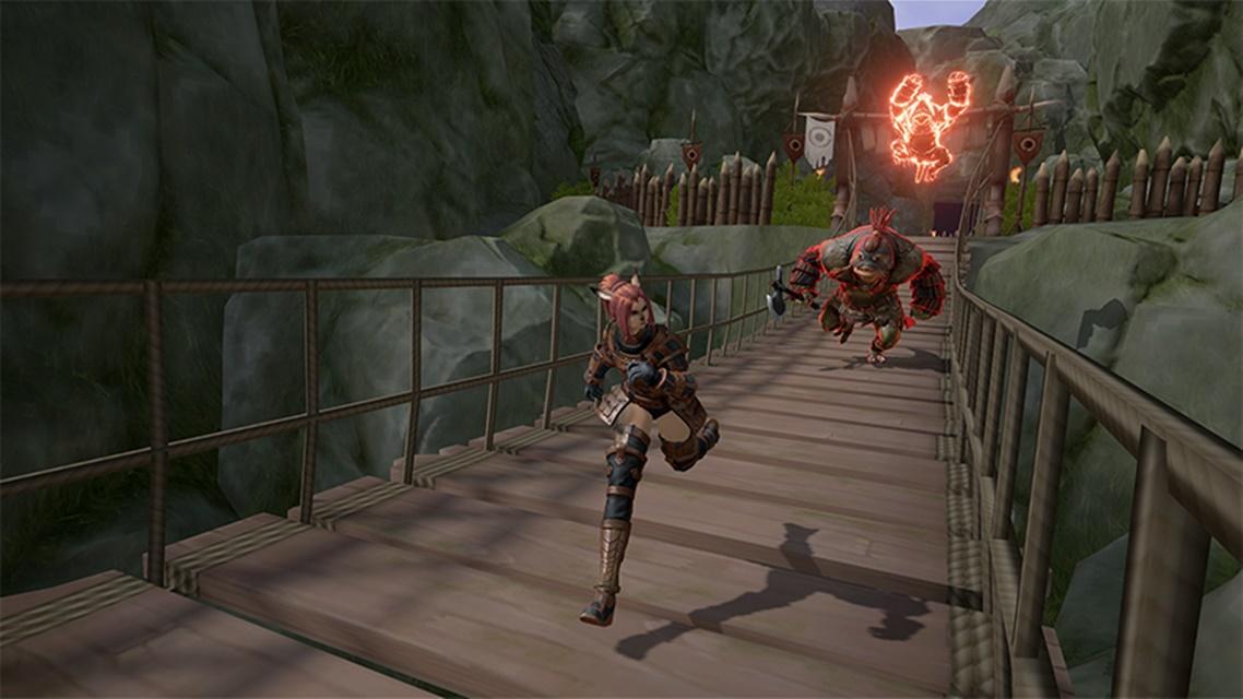 As primeiras imagens do remake de Final Fantasy 11 estão ótimas