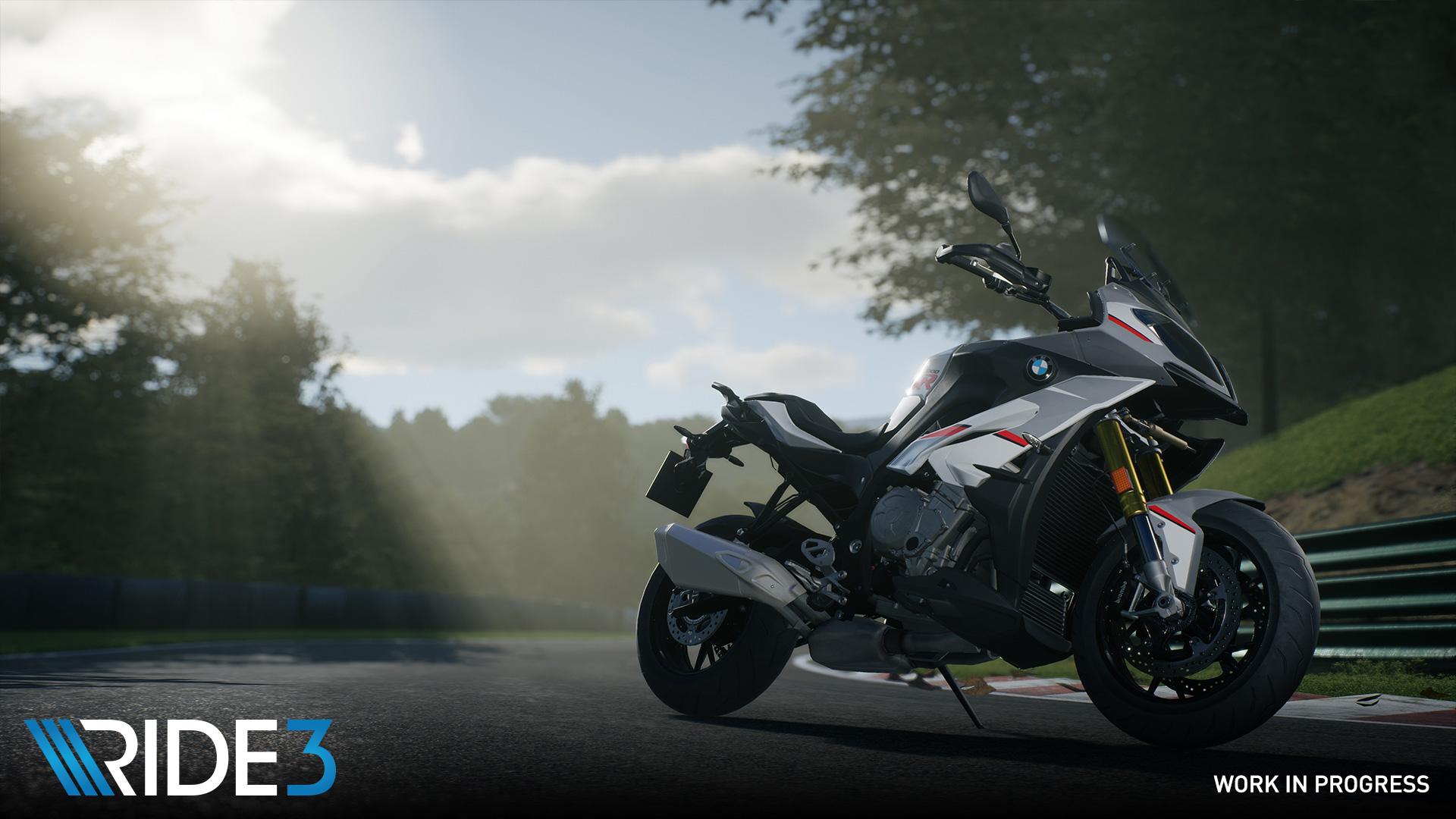Ride 3 trará mais do mundo das corridas de motos ainda em 2018