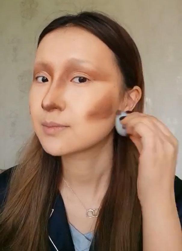 Maquiadora chinesa