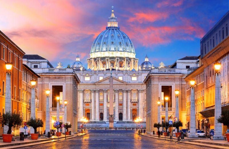 Resultado de imagem para imagem do vaticano
