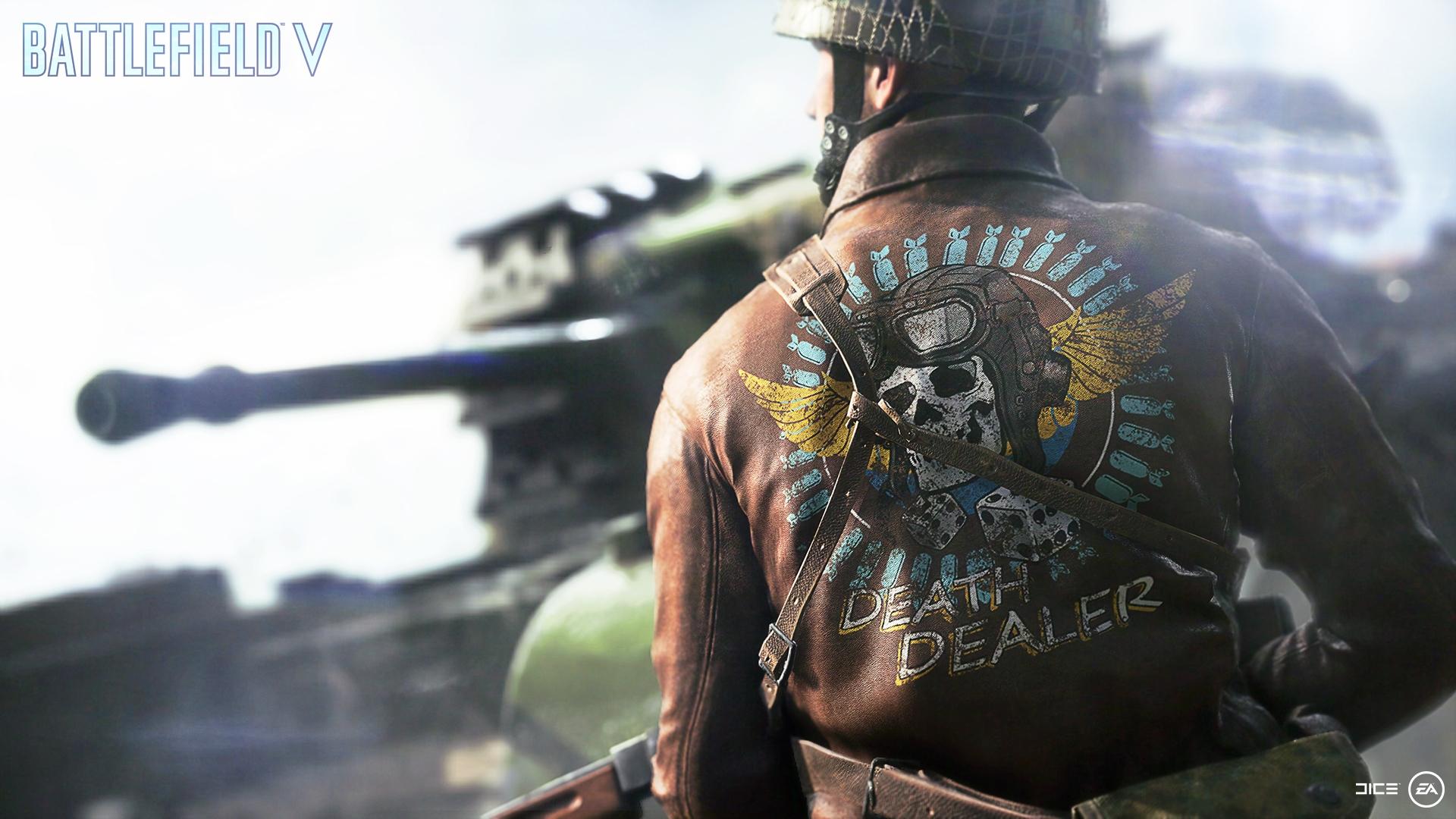 Battlefield V ganha diversas imagens mostrando personagens e ambientação