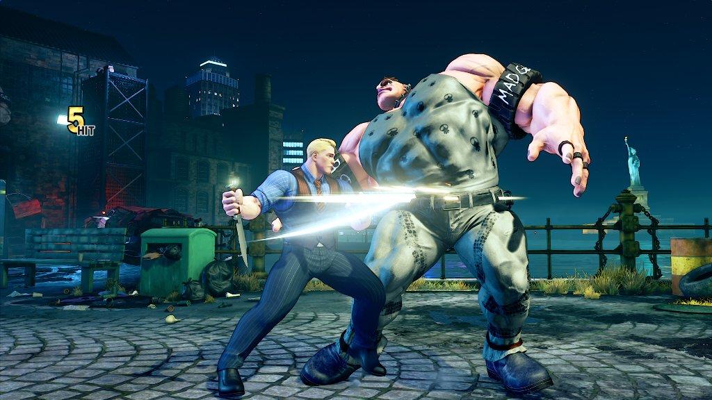Cody, novo prefeito de Metro City, chega em breve a Street Fighter V