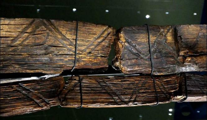 Detalhes de madeira talhada