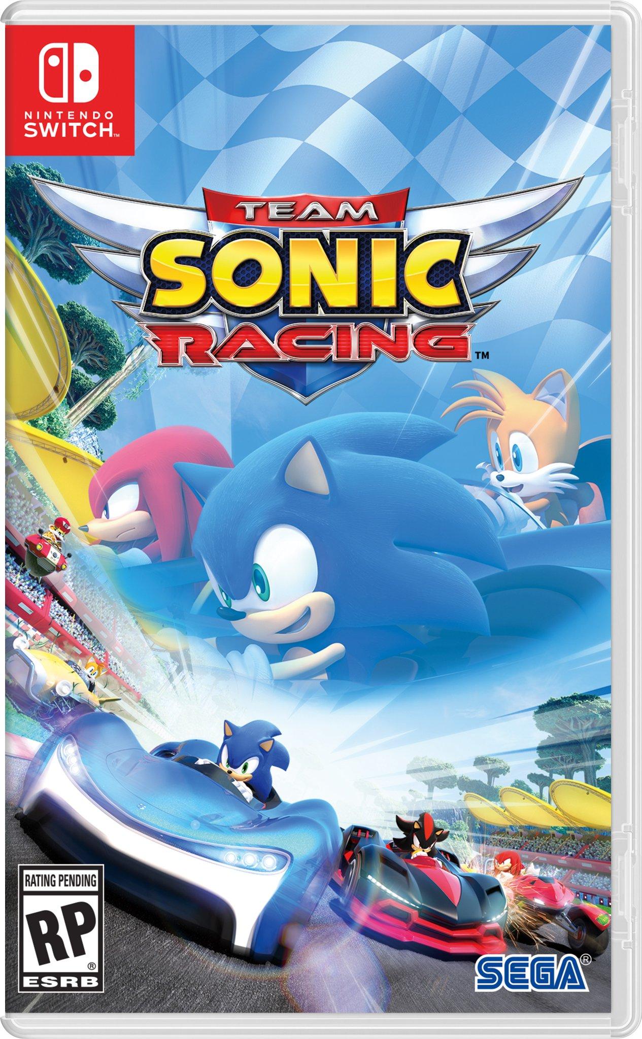 Team Sonic Racing: Walmart vaza informações sobre novo game de corrida