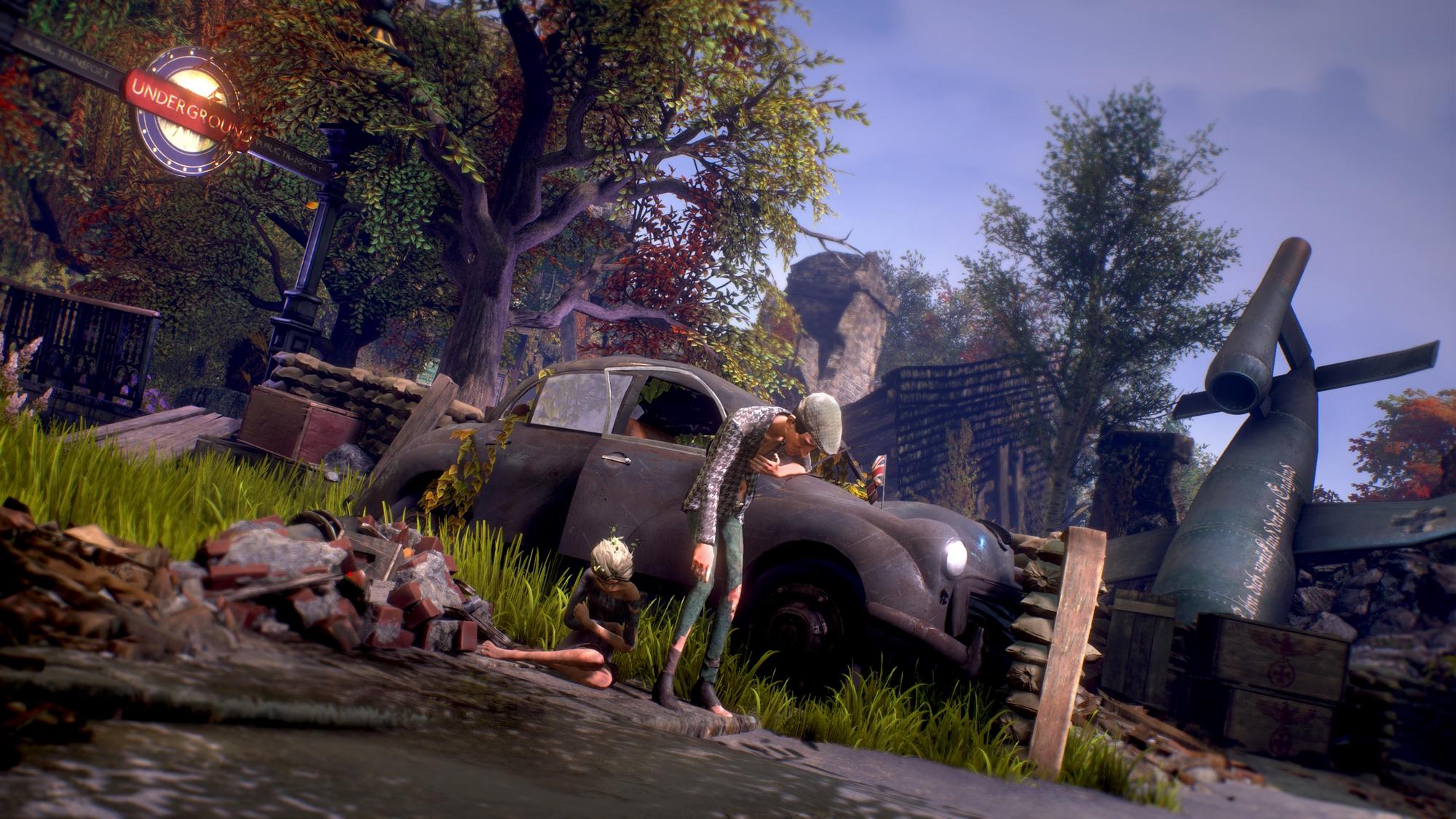 We Happy Few ganha imagens e novo trailer no melhor estilo BioShock de ser