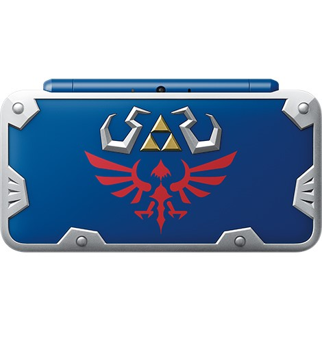 2DS XL vai ganhar uma versão de Legend of Zelda!