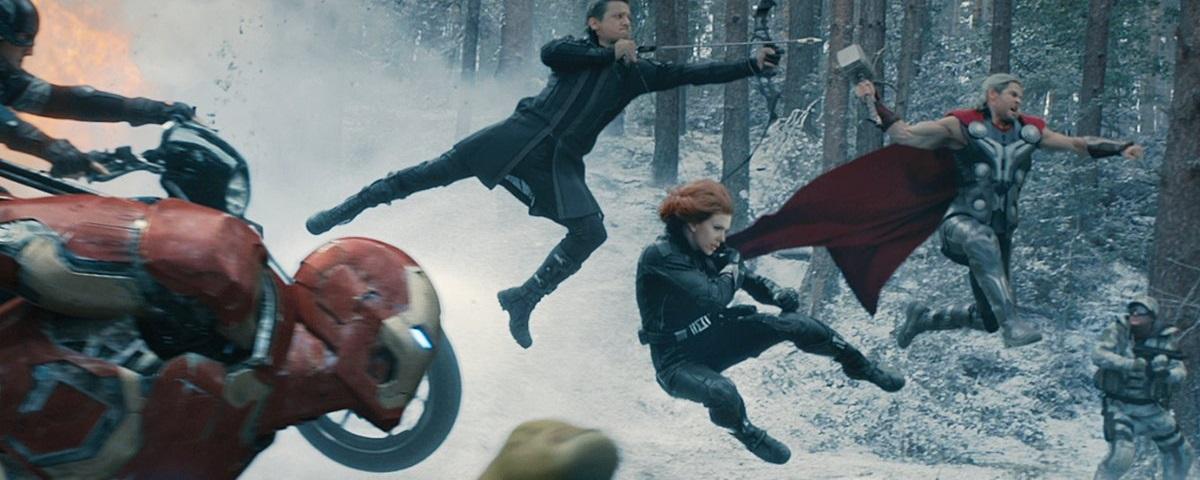 Agenda Netflix: Vingadores 2 e mais estreias da semana no streaming