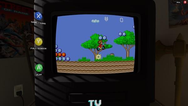 SEGA leva Mega Drive para o VR com novo pacote de clássicos no Steam