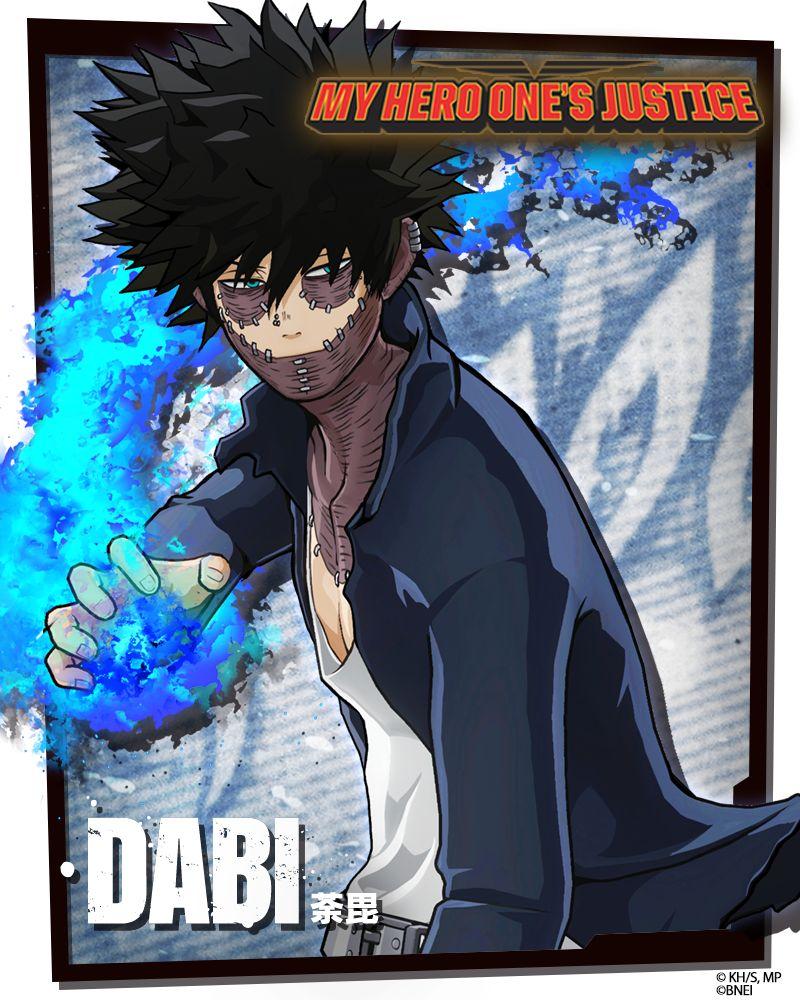 My Hero Academia: One's Justice ganha imagens com vilões Toga e Dabi