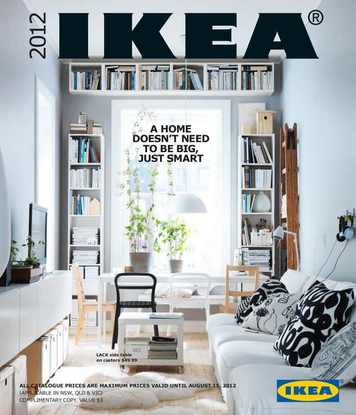 A evolu o dos designs de interiores atrav s dos cat logos da ikea mega curioso - Catalogo ikea 2008 ...