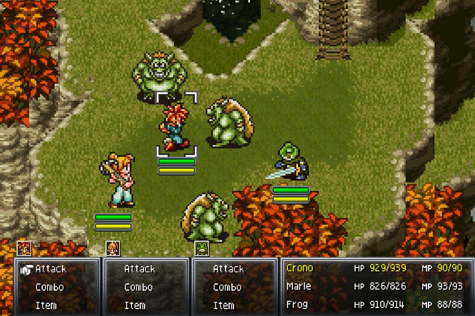 Chrono Trigger recebe sua terceira atualização no PC | Voxel