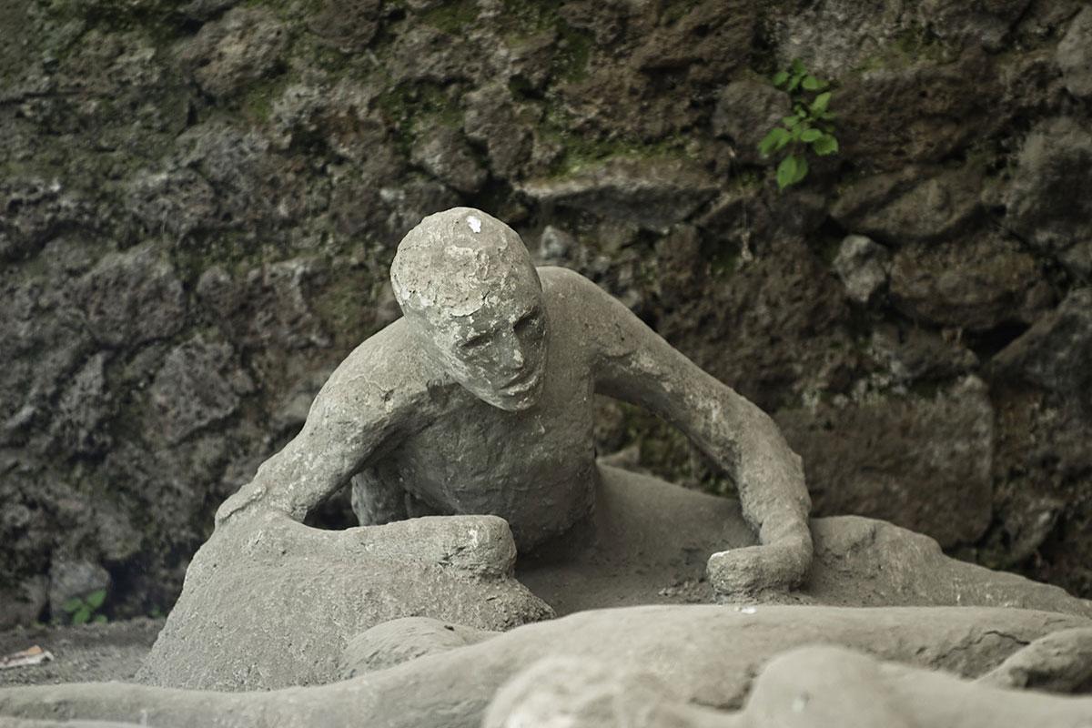 Vítima de Pompeia