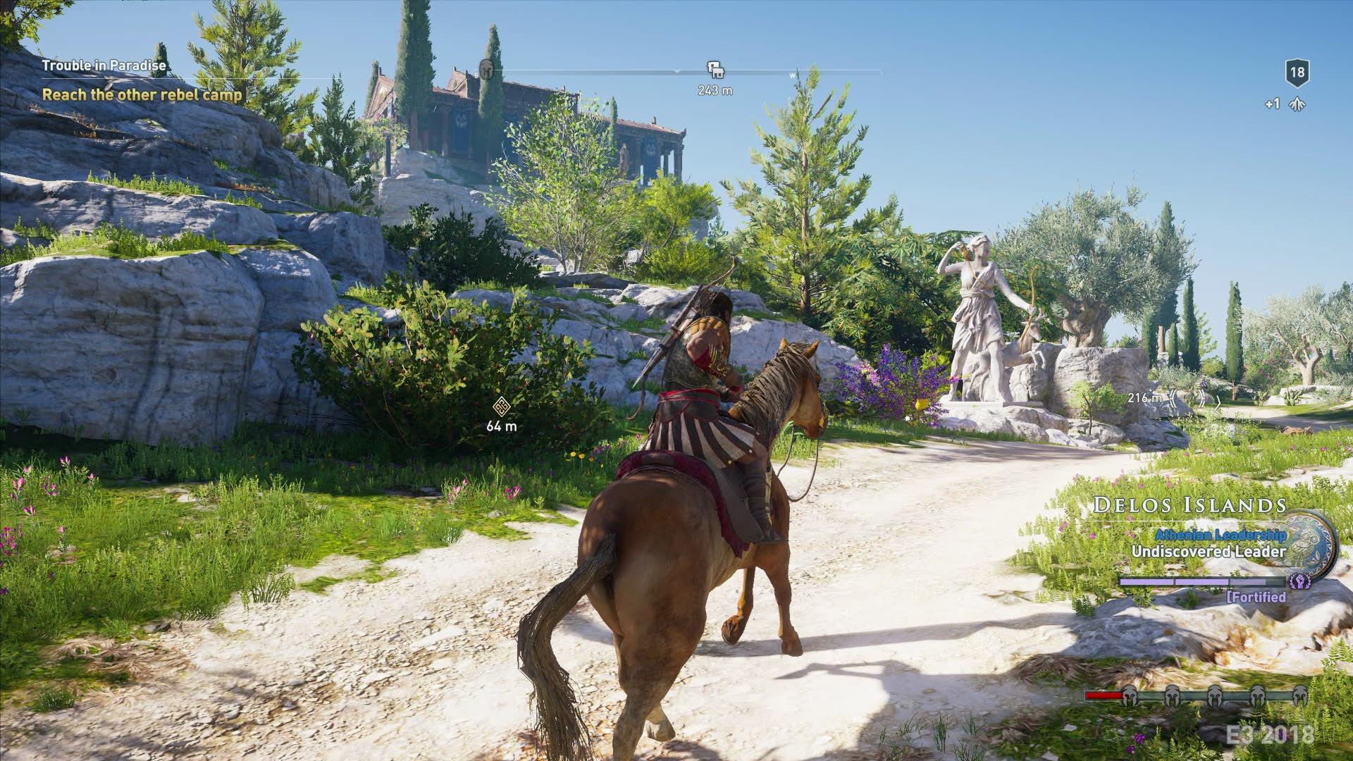 Vazam as primeiras imagens e sinopse de Assassin's Creed Odyssey