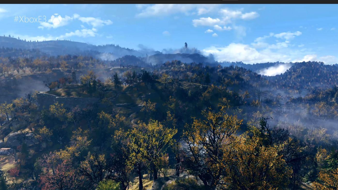 Fallout 76 é epílogo de toda a franquia e será 4x maior do que Fallout 4