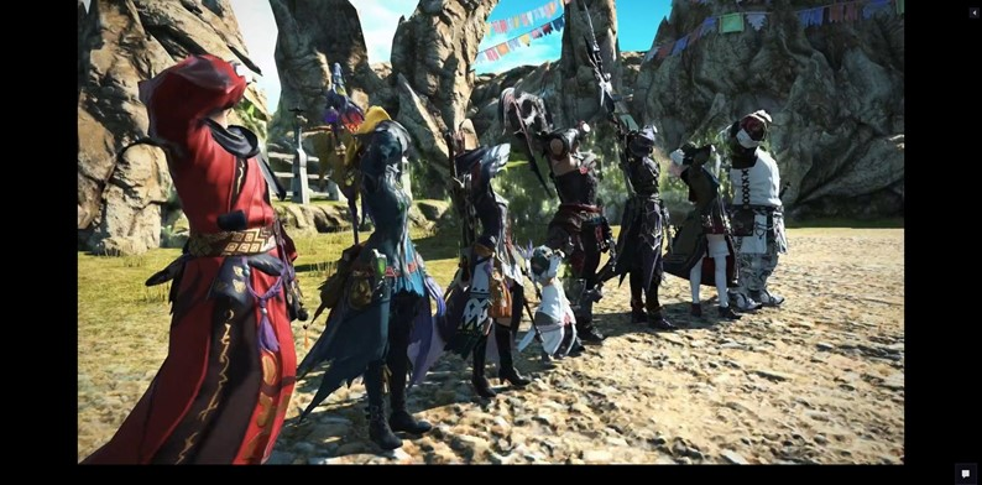 Final Fantasy XIV Stormblood terá cross-over de Monster Hunter World e mais