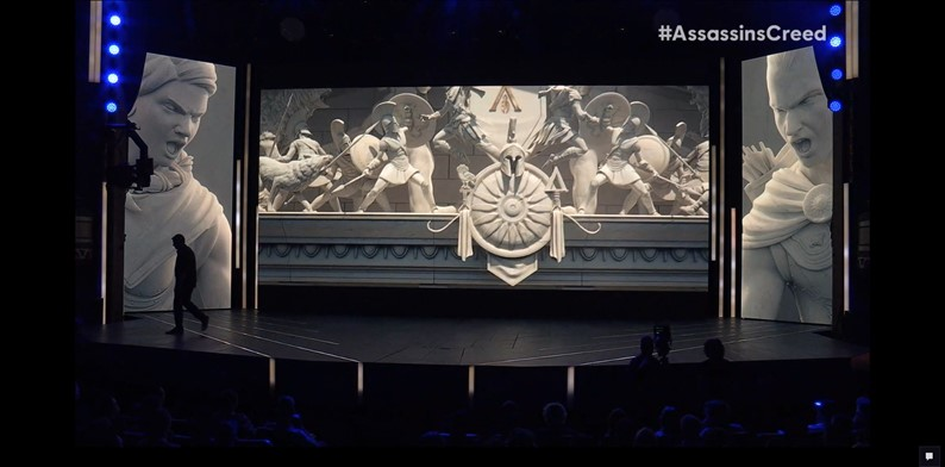 Assassin's Creed: Odyssey ganha primeiro gameplay e é um RPG de respeito