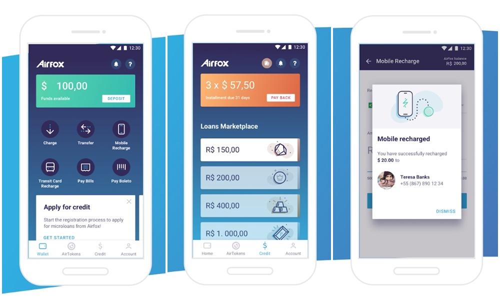 6b749d76f2c7 App de serviços financeiros Airfox paga tokens para usuários verem anúncios  - TecMundo