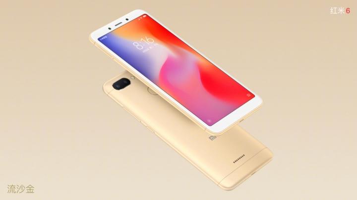 Xiaomi anuncia os novos Redmi 6 e Redmi 6A - TecMundo