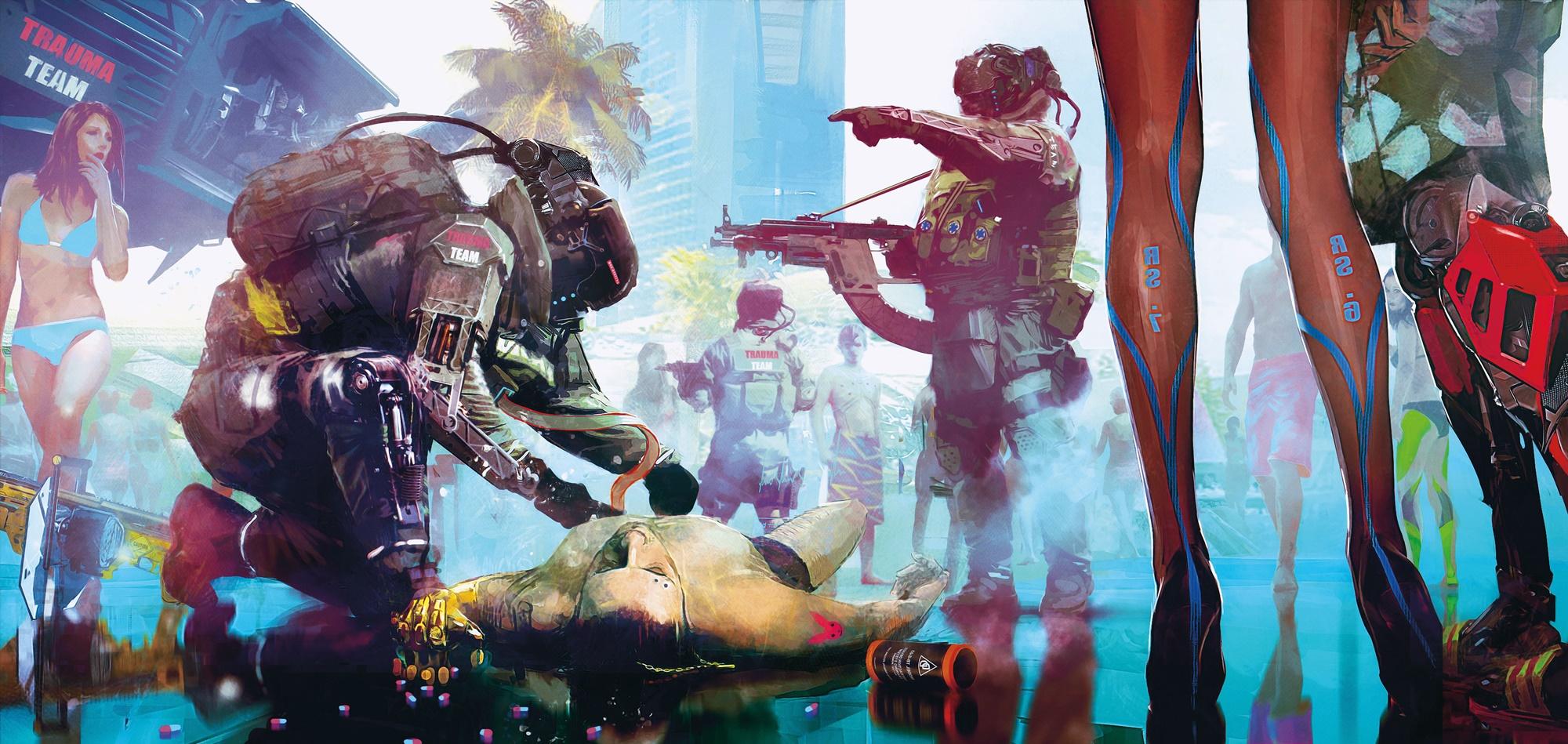 Cyberpunk 2077 será um RPG em primeira pessoa com 'elementos de shooter'