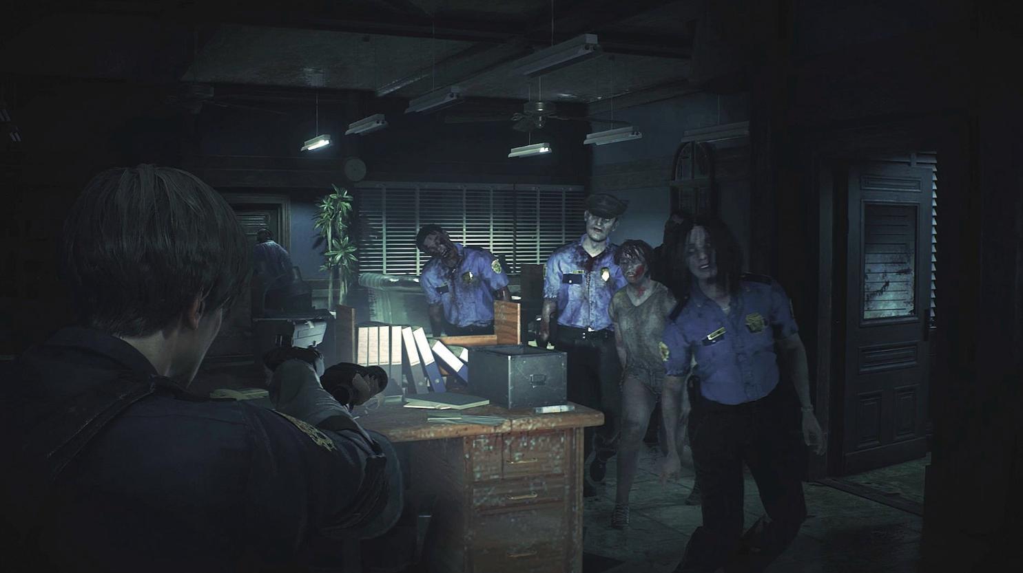 Resident Evil 2 Remake: veja comparação gráfica entre original e moderno