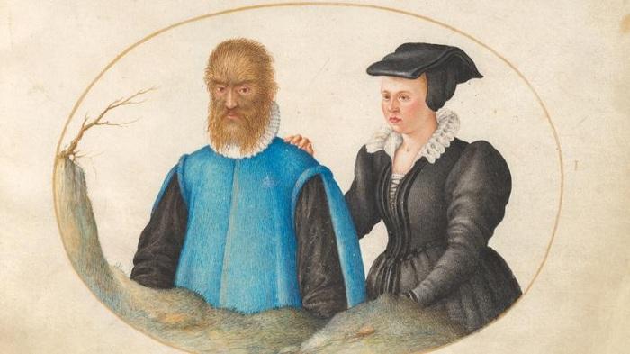 Petrus e Catherine Gonçalvus