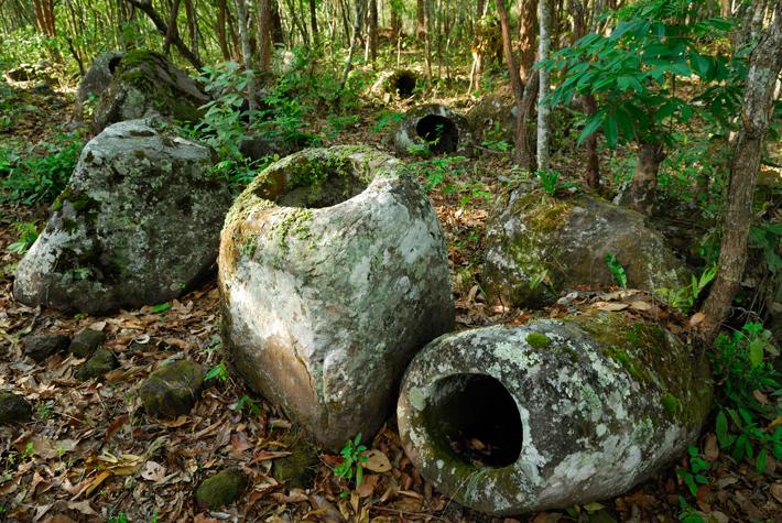 Jarros de pedra