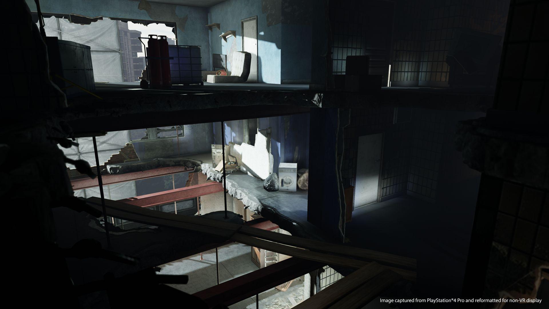 E3: Sony divulga screenshots de Blood & Truth, seu novo título para o PSVR