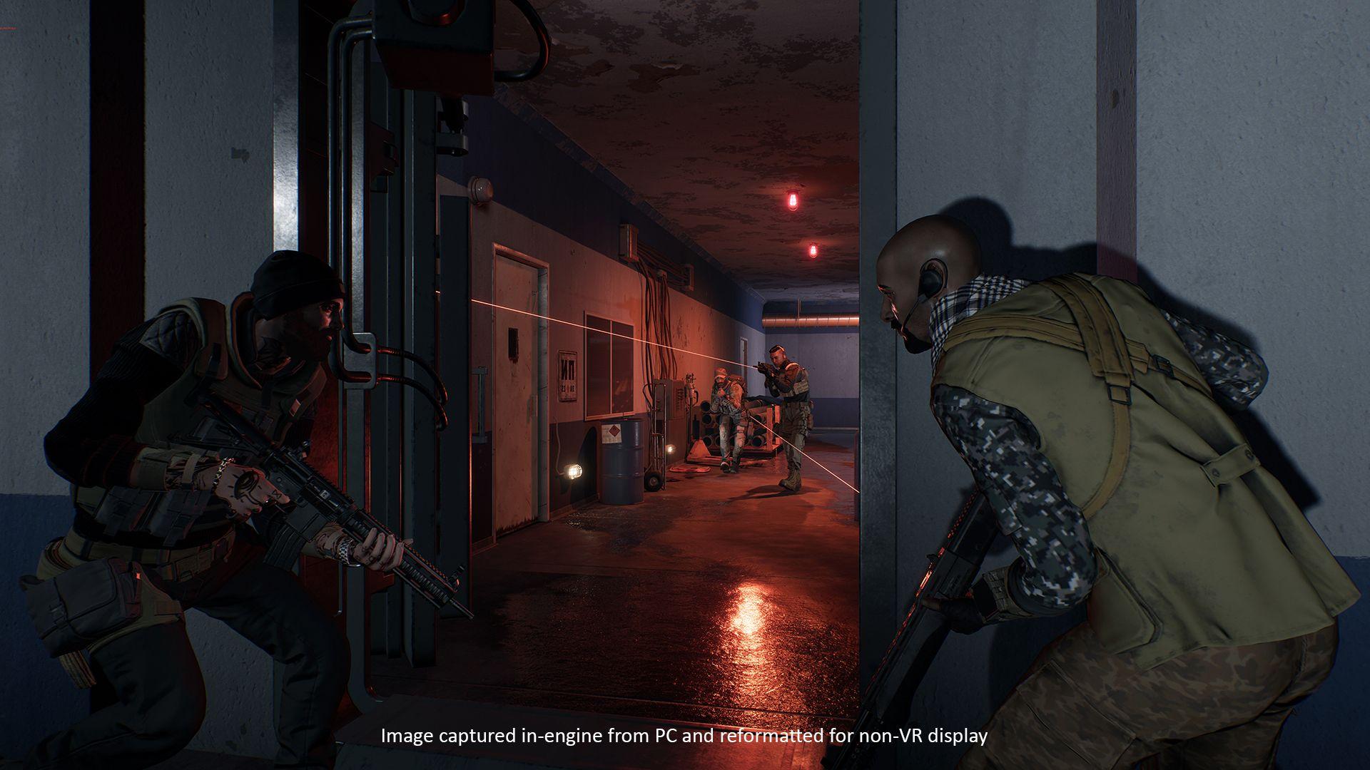 Firewall: Zero Hour, exclusivo para PS4 VR recebe algumas screenshots