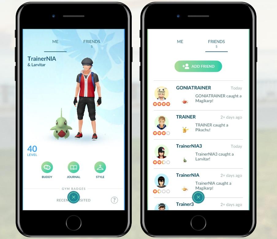 Aleluia! Trocas e lista de amigos finalmente chegarão em Pokémon GO