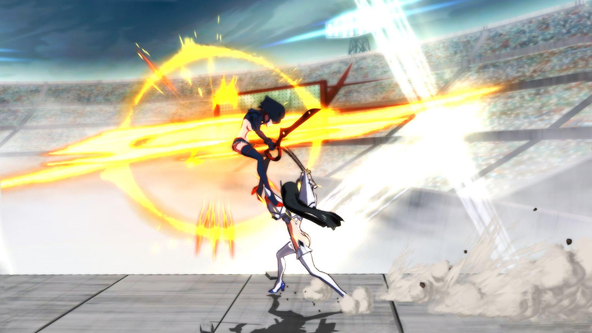 Kill la Kill da Arc System Works ganha suas primeiras imagens